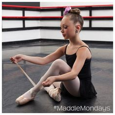 """use the hashtag: #MaddieMondays and join my board """"Celebrating Maddie Ziegler"""""""