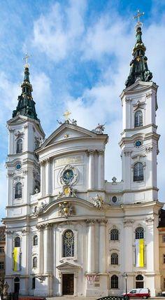 Vienna Church, by rene.klier