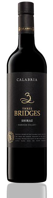Three Bridges Shiraz - Calabria Family Wines - Shiraz - Barrossa Valley, Australië - www.vinthousiast.be - Wijnen Vinthousiast, Rupelmonde (Kruibeke)