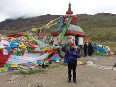 Prana Violet Healing in Tibet