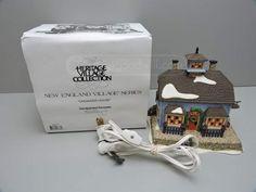 shopgoodwill.com: Dept 56 `Chowder House` New England Village