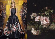 Fantasy Fashion Design: Liliya Hudyakova muestra su visión de la belleza en una combinación de imágenes de Moda y Naturaleza