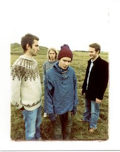 sigur ros.. when you listen to them its like you are in another world