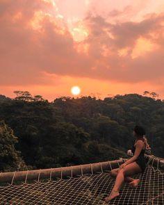 ▷ 20 Pueblos más bonitos de Colombia del 2020 - Travelgrafía Sierra Nevada, Colombia Travel, Louvre, Wanderlust, Santa Marta, Sunset, Building, Beach, Traveling