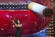 Rihanna At Spike's TV Guys' Choice Awards