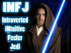 what's left to say? (though I do think Obi-Wan is an ISFJ) Infj Mbti, Intj And Infj, Infj Type, Enfj, Myers Briggs Personality Types, Myers Briggs Personalities, Infj Personality, Friedrich Nietzsche, Psychology