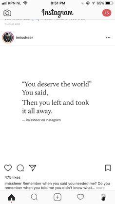 #heartbroken #imissyou #ineedyou