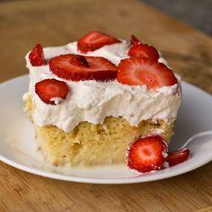 Tres Leches Cake...amazing!