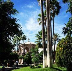 Plaza Jalpa Zacatecas.