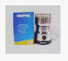 Electric Coffee Grinder Grinding Machine Mill Coffee Cardamon Nuts Spices