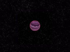 Astronomers have discovered a lonely planet that doesn't orbit a star...