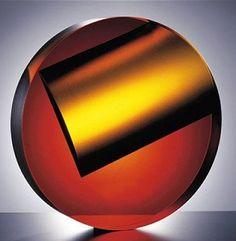 Petr Hora | Cast Glass Sculpture by Petr Hora Schantz Galleries