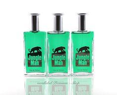 LR Jungle Man Eau de Parfum EDP 3 x 50 ml - 3er Set