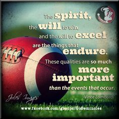 Vince Lombardi Quotes for Business Leaders - 8 Things Business Leaders Can Learn from Pre-Season Football Motivational Football Quotes, Soccer Quotes, Sport Quotes, Football Motivation, Sport Motivation, Nutrition Education, American Football, Softball, Volleyball