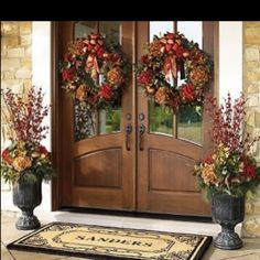 I am wondering if double front doors like this will fit where I currently have one door and two sidelights??