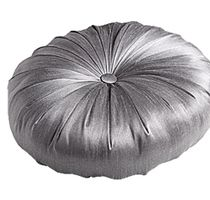 Silver Round Cushion at Ackermans,