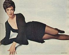 Linda Thorson from the Avengers