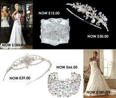 Queenie & Lily SALE NOW ON up to 80% off jewellery, accessories & wedding dresses!  http://www.queenieandlily.co.uk/outlet