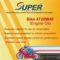 Bike 4T20W40 (Engine Oil)