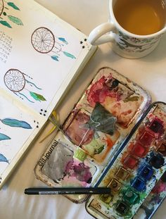 The Lilac Tiger Journal ( Bullet Journal Inspiration, Lilac, Photo And Video, Tableware, Ethnic Recipes, Blog, Instagram, Dinnerware, Tablewares