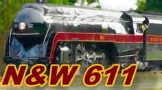 N&W 611 | Norfolk and Western 611: Manassas to Front Royal, VA | The American - June 6 & 7, 2015