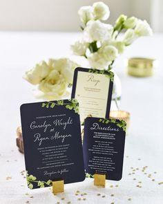 Browse a new line of wedding invitations that fits your style at Shutterfly.