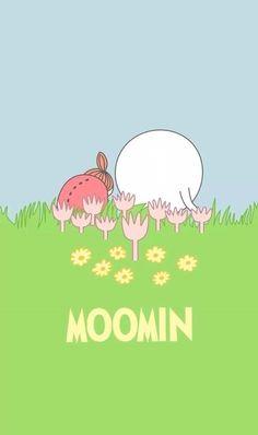 • MOOMIN 해피무민: 배경화면/잠금화면 : 네이버 블로그 Moomin Wallpaper, Pink Wallpaper, Cartoon Wallpaper, Iphone Wallpaper, Ghibli, Les Moomins, Disney Collage, Moomin Valley, Tove Jansson