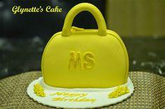 Glynette's Cake: Customized Handbag Cake