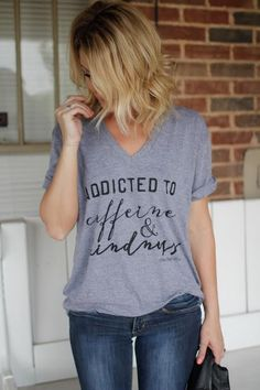 Who doesn't love a great graphic tee? Support this local business, Mama Said Tees, as they set out to spread kindness, one super soft tee at a time!