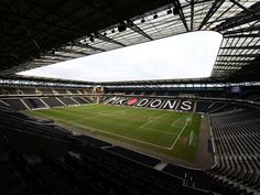 Four players leave MK Dons