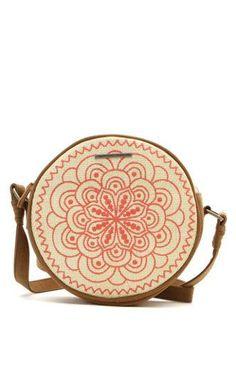 O'Neill Circle Embroidered Crossbody Bag #pacsun