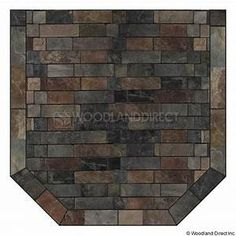 Most up-to-date Pics Fireplace Hearth pad Ideas Heritage Standard Hearth Pad – Western Flagstone Wood, Brick Fireplace, Hearth Pad, Hearth, Fireplace Hearth, Brick And Stone, Pellet Stove Hearth, Hearth Stone, Flagstone
