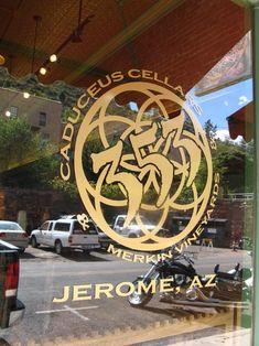 Caduceus Cellars | Jerome, AZ | owned by Maynard James Keenan
