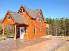 Smith Lake RV Resort Park Model Cabins