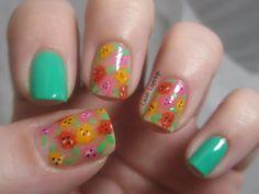 Lavish Layerings #nail #nails #nailart