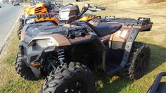 New 2017 Polaris Sportsman® XP 1000 LE ATVs For Sale in North Carolina. MATTE COPPER LE The most powerful Sportsman® ever. 90 horsepower ProStar® 1000 twin EFI engine. NEW! Rider active design for the ultimate sport utility experience NEW! 3-mode throttle control CROSSROADS YAMAHA SUZUKII POLARIS HONDA CAN AM SPORTSMAN OUTLANDER TRX 570 900 1000 XP SP ATVÂ