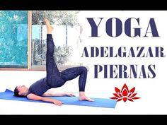 Yoga para adelgazar piernas | 30 min en español con Elena Malova Clase 12 - YouTube