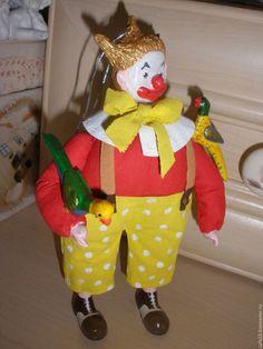 Коллекционные куклы ручной работы. Коллекционная игрушка-подвеска