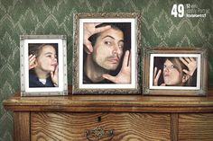 Family Portrait (49/52) by LEVARWEST, via Flickr