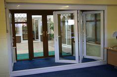 Double Glazed Bifold Doors