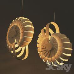 Pendant Lighting, Chandelier, 3d Light, 3d Models, Night Light, Shells, Table Lamp, House Design, Ceiling Lights
