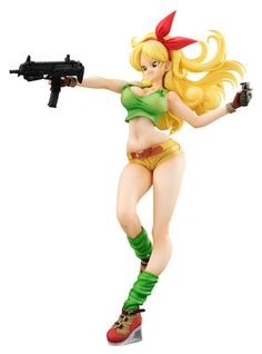 Crunchyroll - Launch Blonde Version Dragon Ball Gals Figure