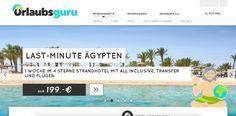 Urlaubsguru.de – Die Webseite heute #Growth #Hacking #Report: Mit diesen Maßnahmen wurde #Urlaubsguru extrem erfolgreich Ein Interview mit den Gründern Daniel Krahn und Daniel Marx, von dem Ihr garantiert viel lernen könnt