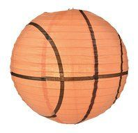 Basketball Paper Lantern Shaped Sports Hanging Decoration On Sale Now! We offer vintage and unique Wedding Decorations, party supplies, decor, and lighting supplies in Bulk at Wholesale Prices. Paper Lantern Store, Hanging Paper Lanterns, Space Jam, Led Party Lights, String Lights, Sports Theme Classroom, Classroom Ideas, Basketball Birthday Parties, Sports Birthday
