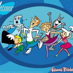 """The Golden age of Futurism: """"The Jetsons"""" [""""Johnny Depp talks about the West Memphis Three emerging from prison after nearly two decades. ('By the time you came out, it's 'The Jetsons.' It's a whole 'nother world. Hanna Barbera, Vintage Cartoon, Cartoon Art, Cartoon Characters, Old Tv Shows, Kids Shows, Nostalgia, Baby Boomer, Comics"""