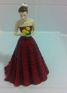 Very Rare Royal Doulton Figure My Darling £29.99 or best offer http://www.ebay.co.uk/itm/Very-Rare-Royal-Doulton-Figure-My-Darling-HN5336-New-/261618216575