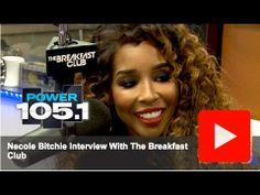 Necole Bitchie at The Breakfast Club: Meek Mill Charging for Pics, Trey ...