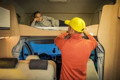 Let's face it–you're probably not taking a shower EVERY night that you go camping. Life in the outdoors is rough on bed sheets. Unfortunately, many campers come with beds in unique sizes. Rv Mattress, Queen Mattress, Best Mattress, Rv Bedding, Comforter Sets, Fold Out Beds, Camper Beds, Sweet Home Collection, Types Of Beds