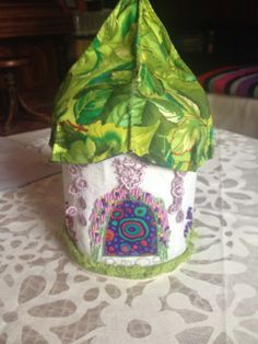 Mein Fairy house Crafts To Make, Arts And Crafts, Fairy, House, Home, Artesanato, Haus, Art And Craft, Fairies