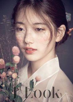 Bae Suzy 배수지 for Look Magazine Vol. Bae Suzy, Style Ulzzang, Ulzzang Girl, Korean Traditional, Traditional Dresses, Korean Beauty, Asian Beauty, Korean Girl, Asian Girl